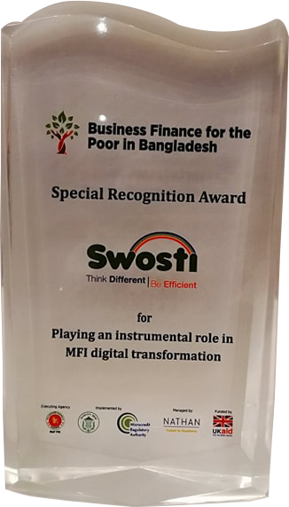 Special Recognition Award from BFP,B - 2020