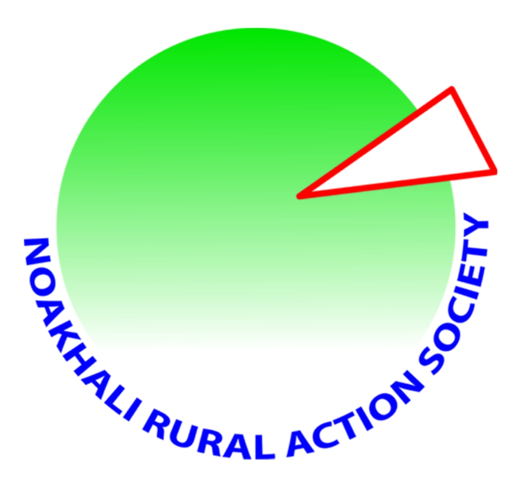 Logo Noakhali Rural Action Society (N-RAS)